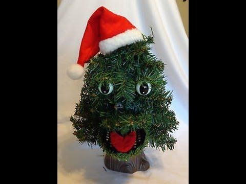 Douglas Fir, The Singing Christmas Tree - YouTube