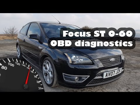 Focus St 0 60 >> Focus St 225 Turbo 0 60 And Beyond Youtube