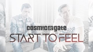 Cosmic Gate with Jonathan Mendelsohn -  All My Life