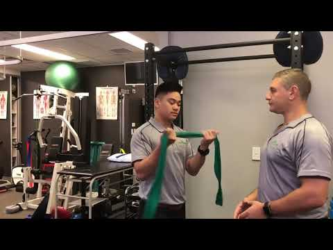 Overhead Rotator Cuff Strengthening