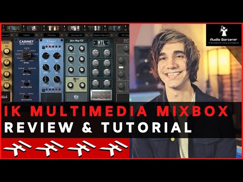 IK Multimedia MixBox Tutorial & Review | Hear A Song Mixed Using Only MixBox!