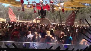 Bakke @ Rainbow Serpent Festival 2013, Australia