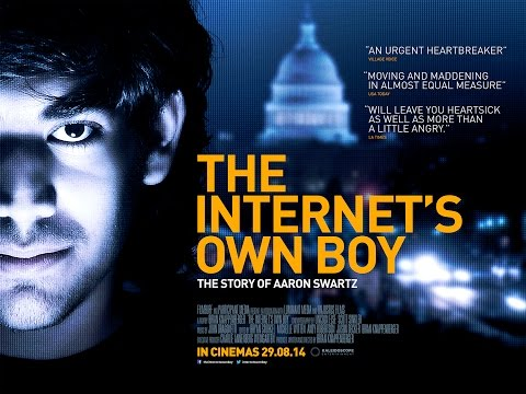 The Internet's Own Boy - The Story of Aaron Swartz (HD)