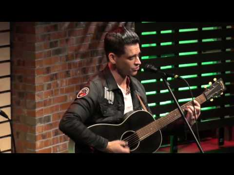 Dashboard Confessional - Vindicated [Live In The Sound Lounge]