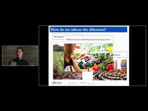 Morten Graversgaard - Development of Sustainability Strategies in the Agri-food System