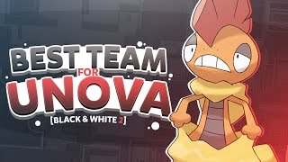 Best Team for Unova (Black and White 2)