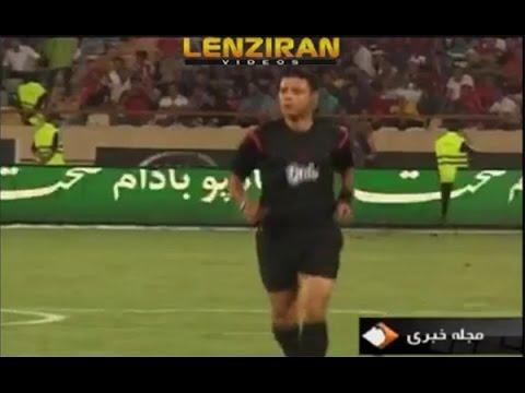 AFC cancelled arbitrage of Iranian International referee in Saudi-UAE game