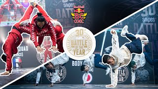 Last Squad vs Body Carnival | Semifinal 2 | Battle of the Year 2019