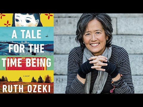 Ruth Ozeki on A Tale For the Time Being at 2016 AWP Conference and Book Fair