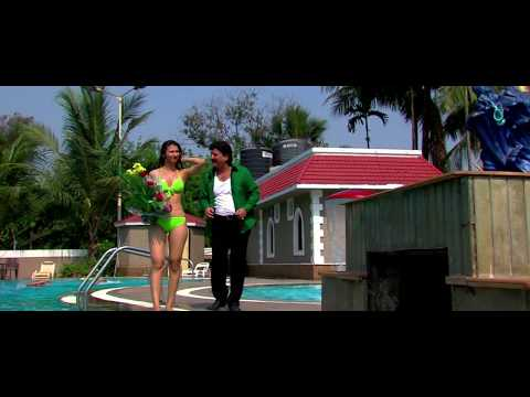 Jasleen Matharu Hot Bikini Scene From The Movie Dirty Boss | Bollywood Bikini