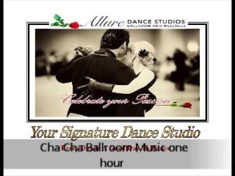 Best Cha Cha Ballroom  Non Stop 1 Hour 1