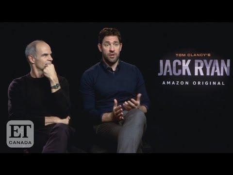John Krasinski Addresses Concerns Over 'Tom Clancy's Jack Ryan' Season 2