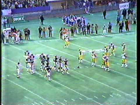 1983 CFL Eastern Final - Argos vs. Tiger-Cats, Part 16