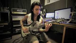 Black Veil Brides - Goodbye Agony Guitar Lesson Online with Jake Pitts