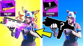 6 WAFFEN SKINS in FORTNITE you must have! - 6 best weapons camouflages in Fortnite