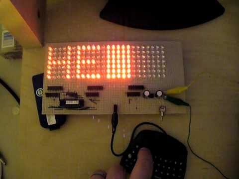 led signboard with keyboard programming youtubeled signboard with keyboard programming