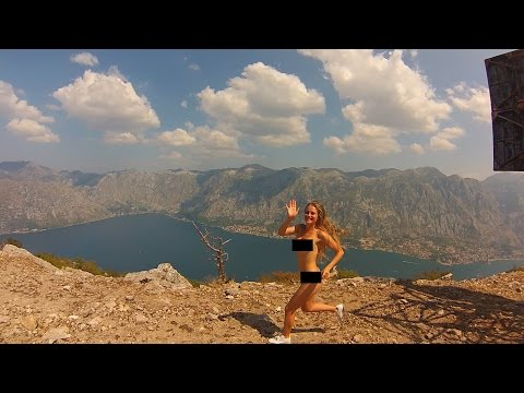 GoPro: Travel around Montenegro (August 2016) / Путешествие по Черногории (август 2016)