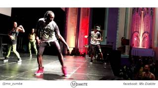 MO DIAKITE: En medio de la noche *BACHATA* (Zumba® fitness choreography)