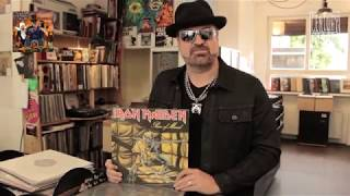 ADRENALINE MOB - Russell Allen (Record Store Feature Pt. 1)