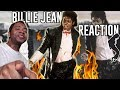 Billie Jean (Official Video) REACTION