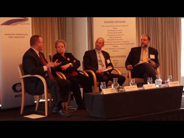 WITA 6.17.16 - Panel: Rob Mulligan, Nancy Donaldson, Ken Ash & Shawn Donnan - 2