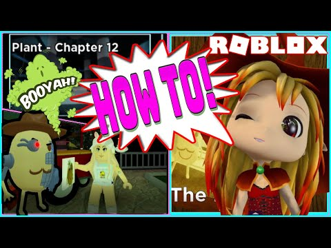 Chloe Tuber Roblox Piggy How To Escape From New Chapter 12 Plant