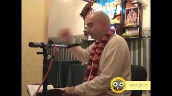 Бхагавад Гита 9.8 - Бхактиведанта Садху Свами