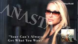 Anastacia - You Can't Always Get What You Want (Rolling Stones Cover)