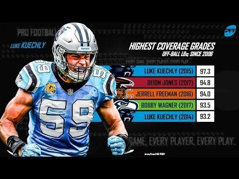 854471c49 Top 50 NFL Players  Luke Kuechly -- Carolina Panthers - YouTube