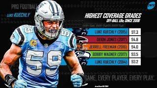 Top 50 NFL Players: Luke Kuechly -- Carolina Panthers