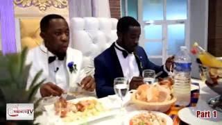 Frank & Lydia (Mr & Mrs. Asamoah´s) wedding Part 1