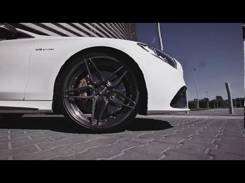 Mercedes S63 AMG x ADV.1 Wheels