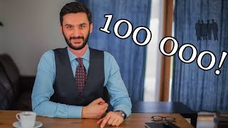 Nieugięta walka z technologią zakończona sukcesem - z okazji 100 000 subskrybentów