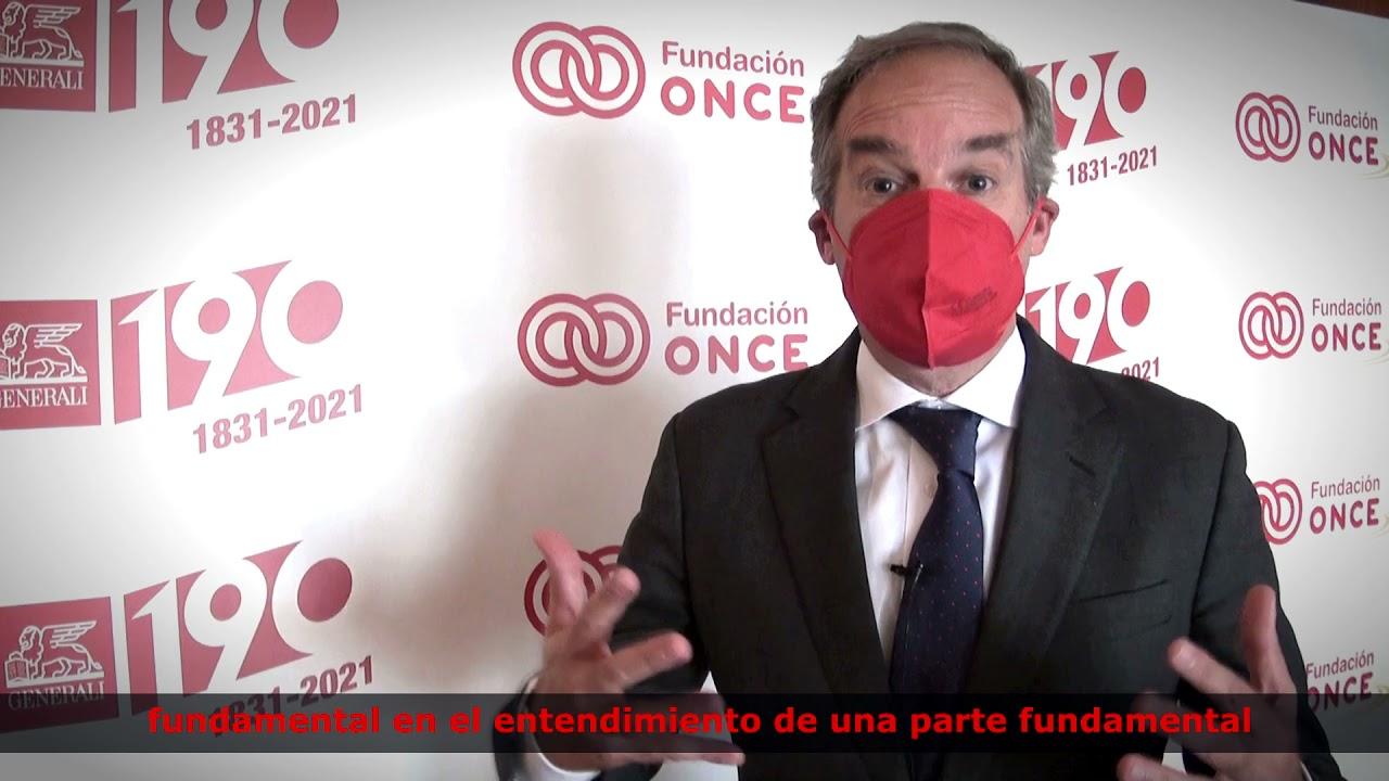 Ver en Youtube el vídeo 'Generali España se une al programa Inserta de Fundación ONCE'. Abre en nueva ventana