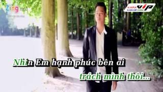 Karaoke] Bức Tranh Từ Nước Mắt   Mr  Siro (Beat Gốc Bè)   YouTube
