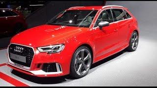 Audi Q8, RS5 et RS3 [SALON DE GENEVE 2017]