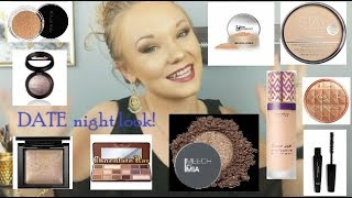 Date Night Look! How to do a night out makeup look!