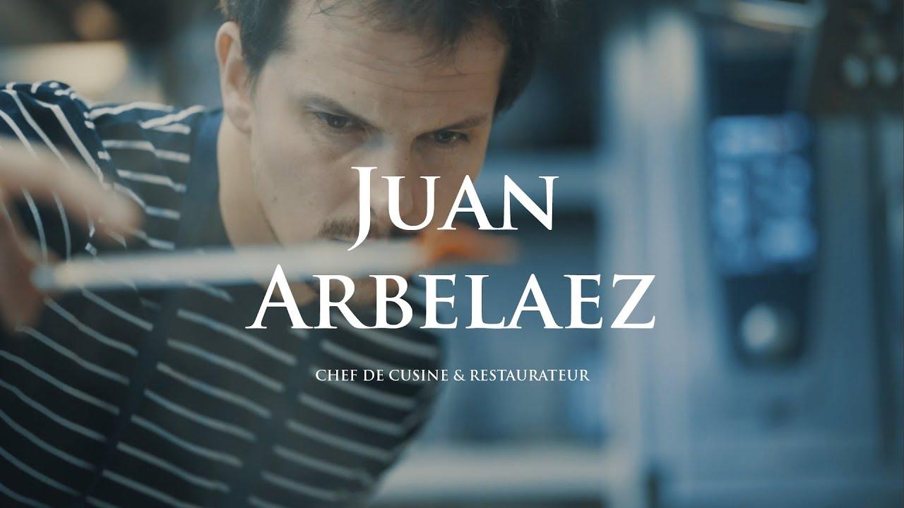 JUAN ARBELAEZ | Chef cuisinier & restaurateur
