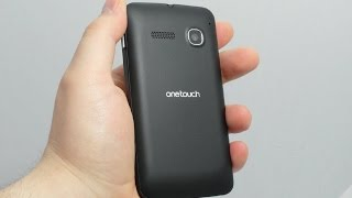 Alcatel One Touch S'Pop  Hard Reset, Format Code solution