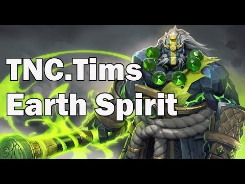 TnC vs C9 WESG 2016 finals game 1 TNC.Tims Earth Spirit gameplay
