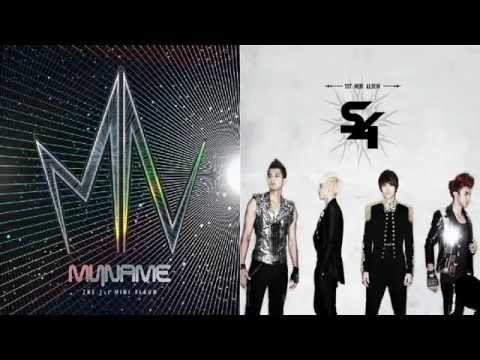 MYNAME vs. S4 - Sorry Baby I'm Crazy [latinogalo MASHUP]