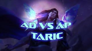 AD vs AP Reworked Taric PBE