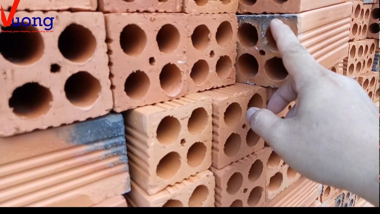 Vật liệu xây dựng  Có nên xây nhà bằng gạch giá rẻ tuynel lỡ