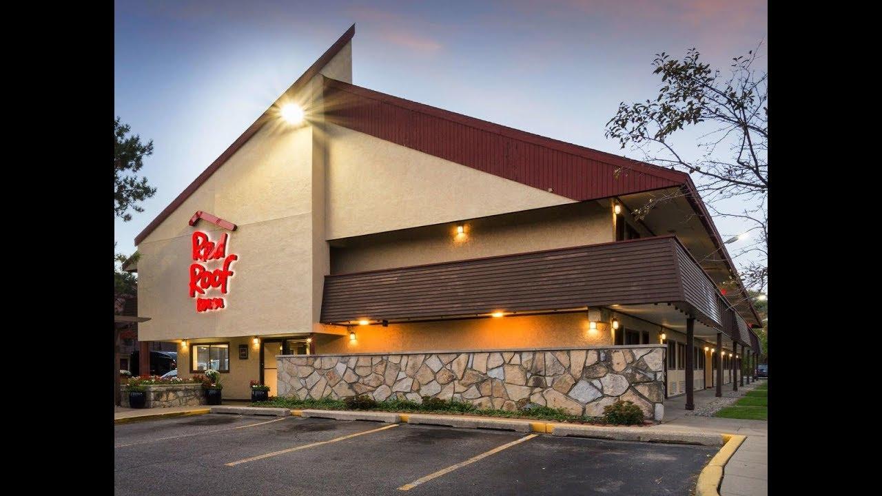 Red Roof Inn Grand Rapids 2 Stars Hotel In Cascade ,Michigan