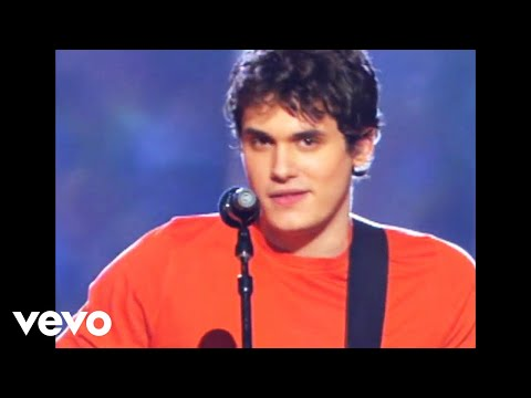 John Mayer - Your Body Is A Wonderland (Live at The Grammy's)