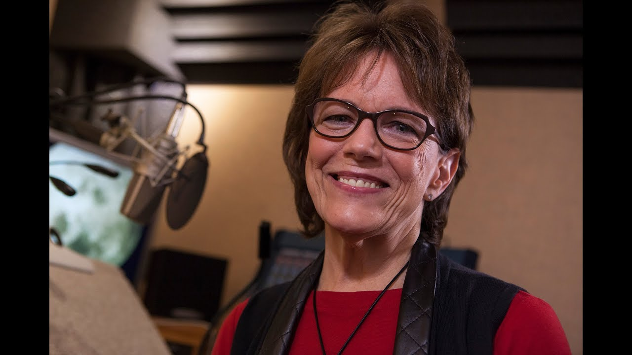 Susan Bennett | Original Voice of Apple's Siri
