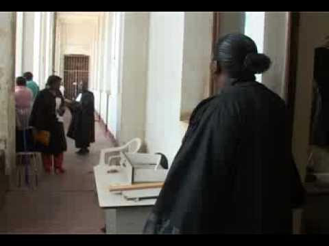 judges lubumbashi DR CONGO