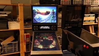 Pro Pinball: Timeshock! - Ultra Edition Cabinet Mockup