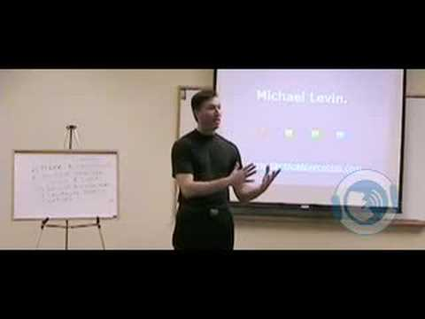 Meetup.com - Michael Levin - Take Your Product to Market #3