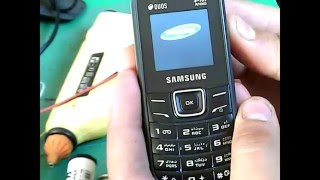 code de verrouillage SIM samsung gt-E1207T
